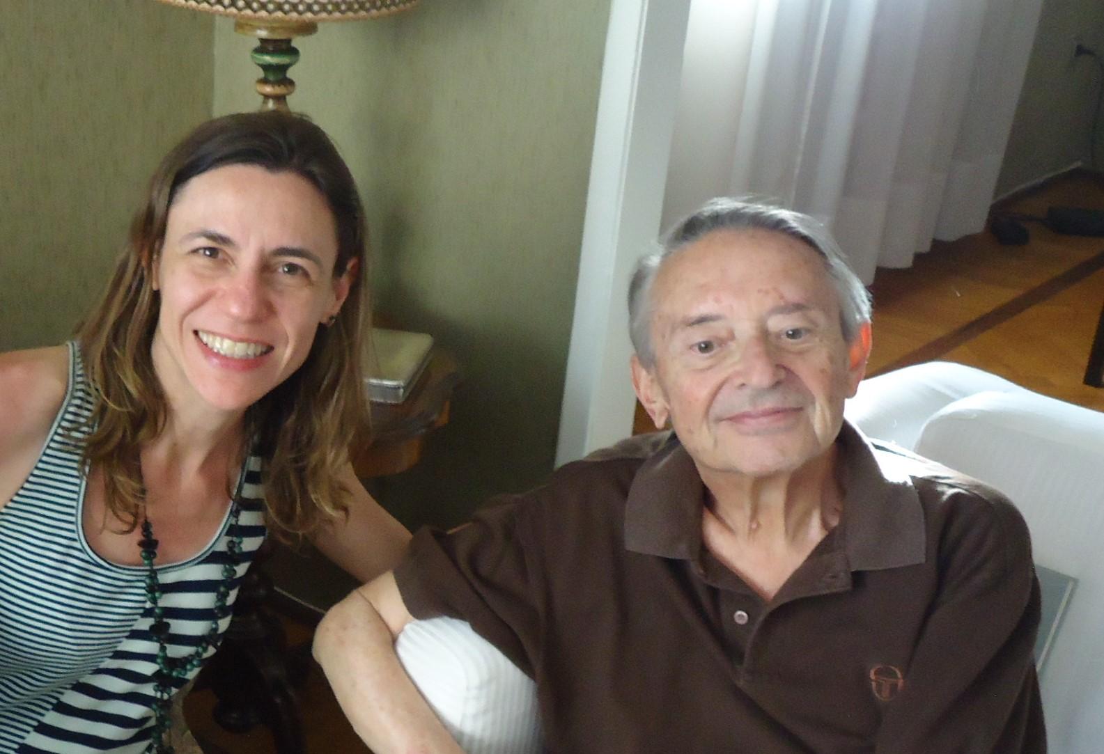 Laura Longo e Carlo Bruno