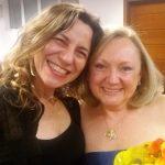 Laura Longo e Maria José Carrasqueira