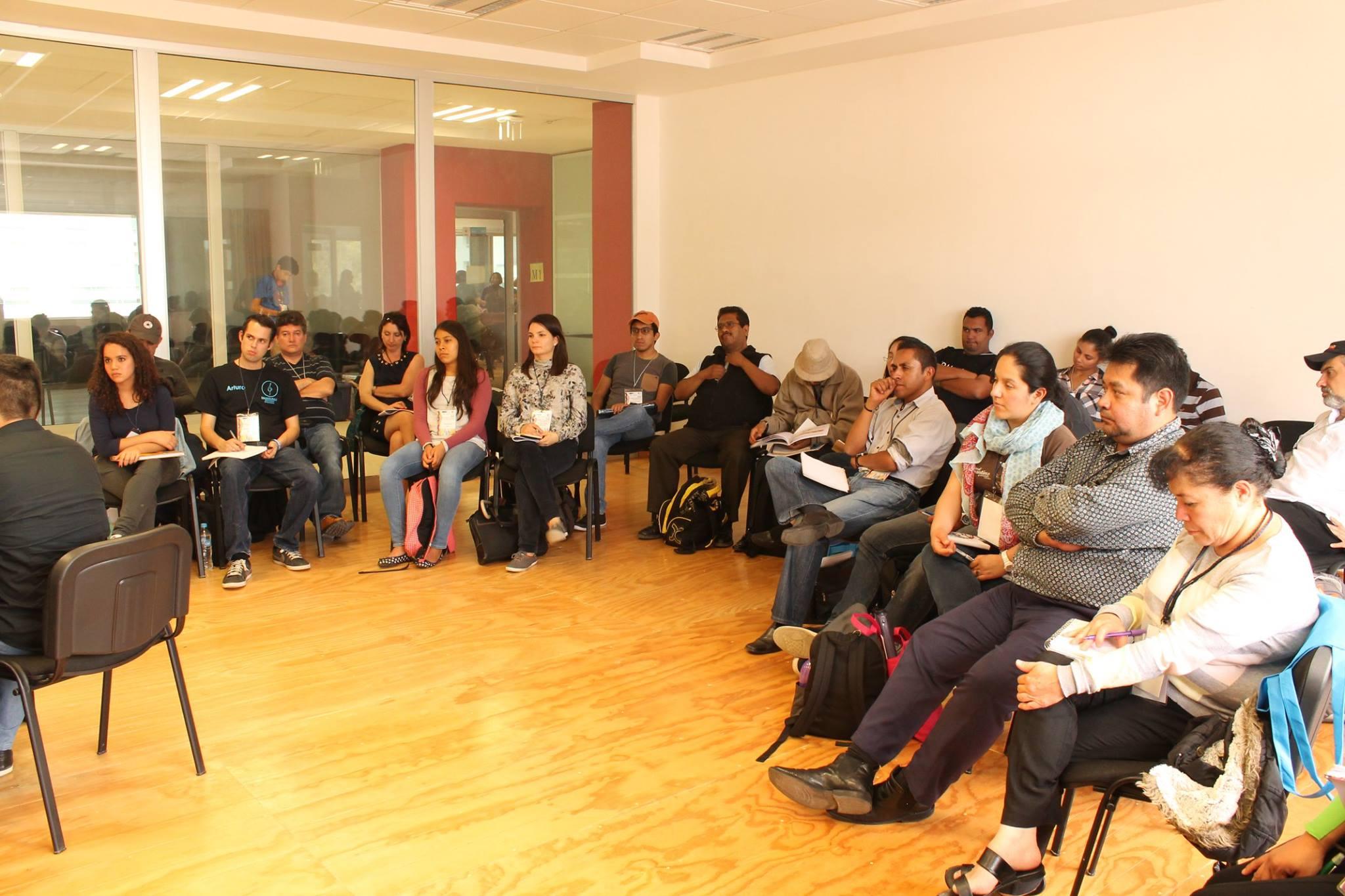 Laura Longo. Seminário FLADEM . México