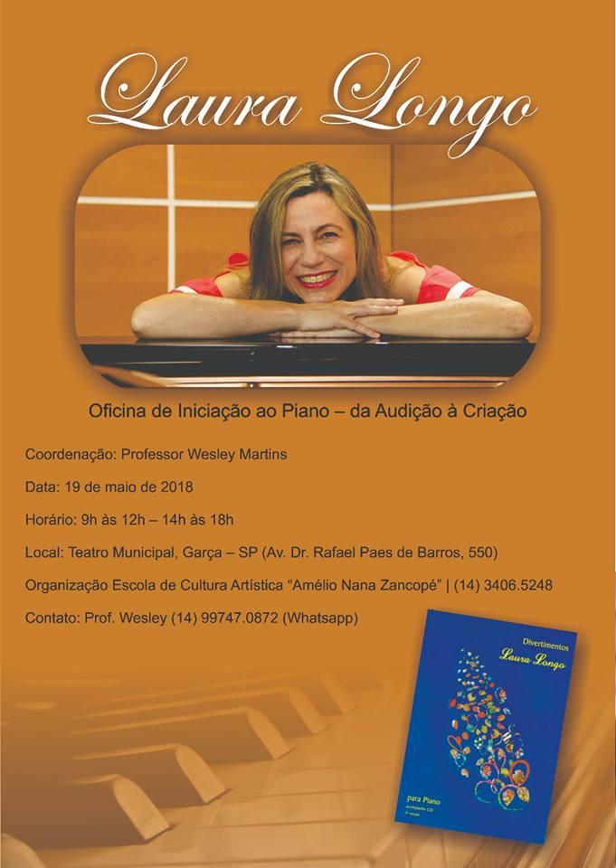 LauraLongo-Oficina em Garça - SP-19mai18