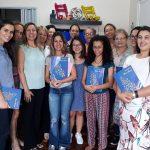 LauraLongo Oficina em SP 2018fev25 espaço PatríciaCerbantes
