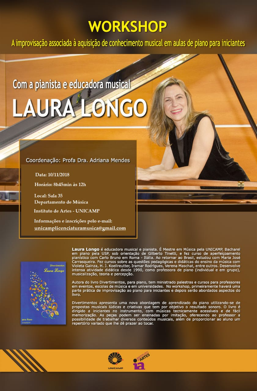 LauraLongo-UNICAMP -10 nov18