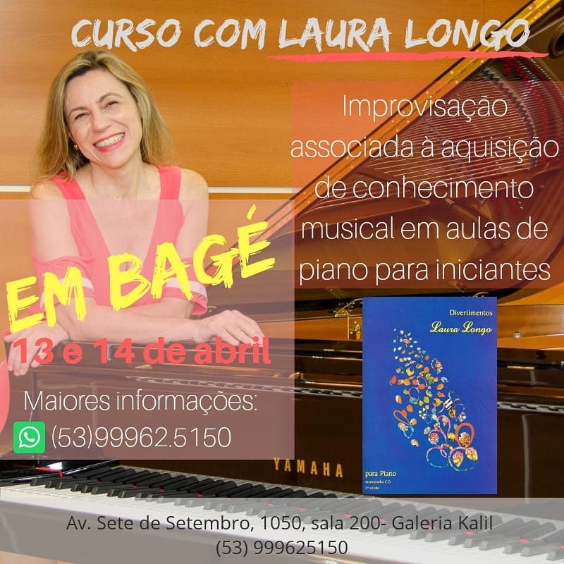 LauraLongo-folder Bagé-RS - 2019