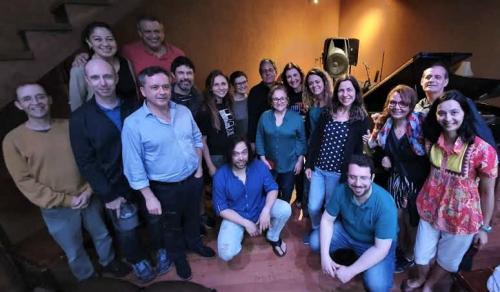 LauraLongo-V-EINPP-nov19-Palestrantes e comissão organizadora