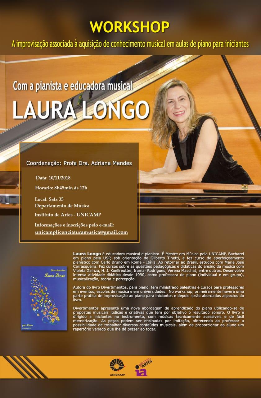 LauraLongo-UNICAMP -10 nov18