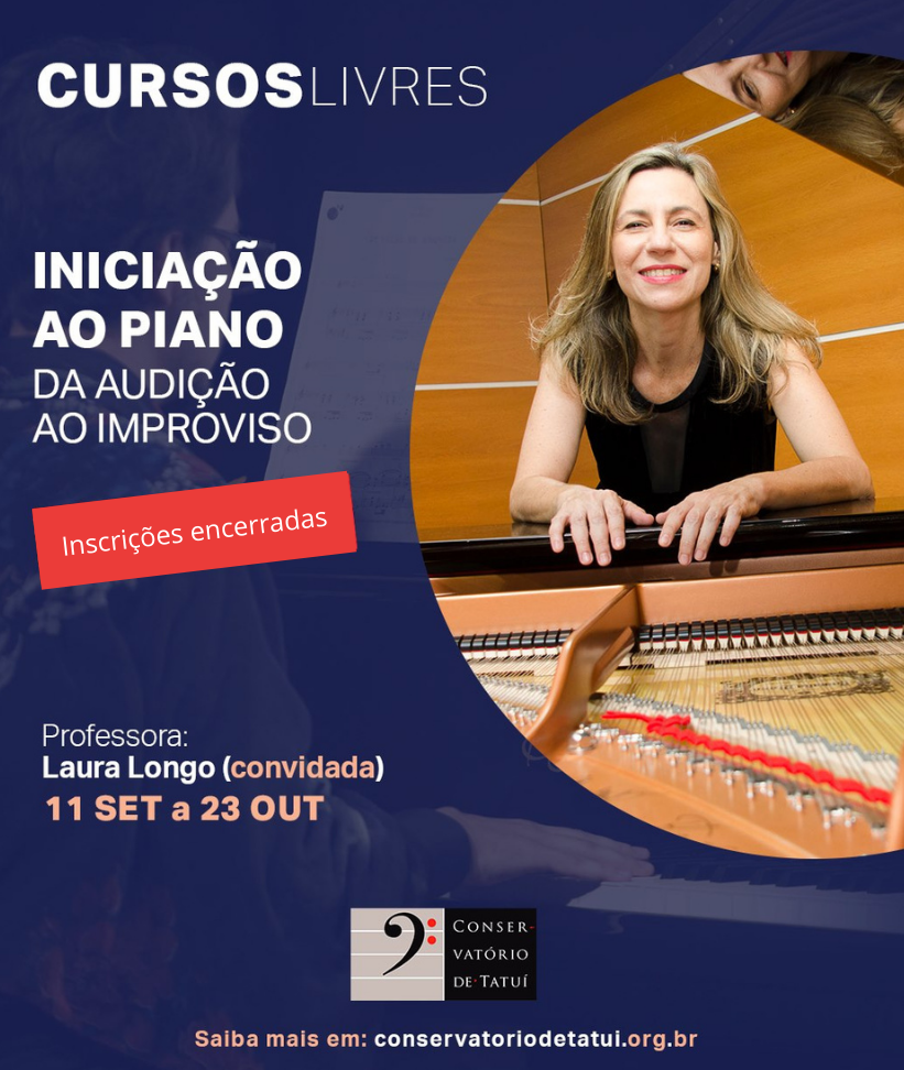 LauraLongo-Tatuí cursos livres 2021